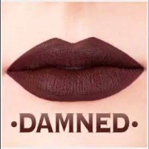 Kat Von D Everlasting Liquid Lipstick Damned NWT
